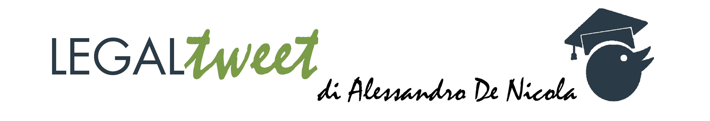 LegalTweet di Alessandro De Nicola
